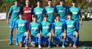 fiorentina sassuolo under 15