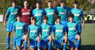 Sassuolo Ascoli Under 15