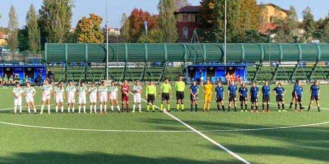 Sassuolo, la Primavera Femminile fa 2-2 in amichevole contro l'Inter
