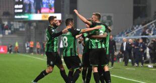 Il tabellino di Sassuolo-Venezia 3-1