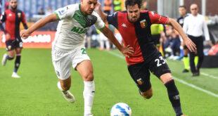 VIDEO – Gli highlights di Genoa-Sassuolo 2-2