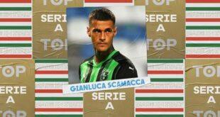 Serie A, Scamacca è miglior calciatore italiano dell'8^ giornata